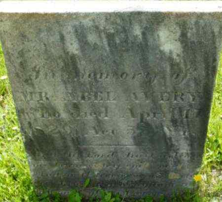 AVERY, ABEL - Berkshire County, Massachusetts | ABEL AVERY - Massachusetts Gravestone Photos