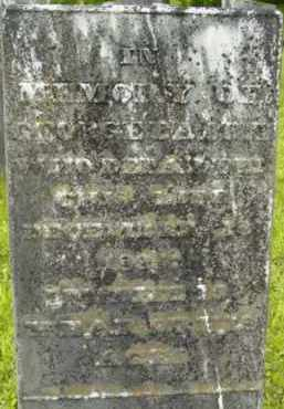BABBIT, GEORGE - Berkshire County, Massachusetts   GEORGE BABBIT - Massachusetts Gravestone Photos