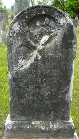 BABCOCK, HAN___ - Berkshire County, Massachusetts   HAN___ BABCOCK - Massachusetts Gravestone Photos