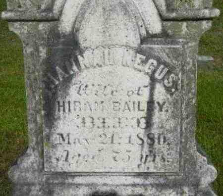 NEGUS, HANNAH - Berkshire County, Massachusetts | HANNAH NEGUS - Massachusetts Gravestone Photos