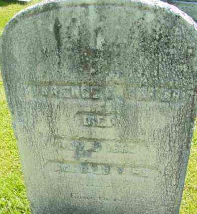 BAKER, CLARENCE - Berkshire County, Massachusetts   CLARENCE BAKER - Massachusetts Gravestone Photos