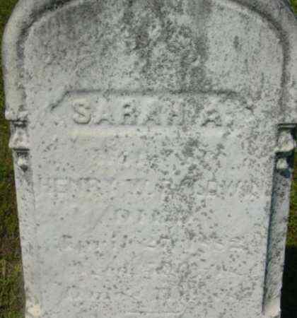BALDWIN, SARAH A - Berkshire County, Massachusetts   SARAH A BALDWIN - Massachusetts Gravestone Photos