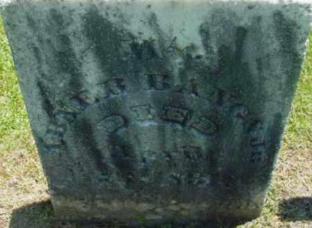 BANGS, ABNER - Berkshire County, Massachusetts | ABNER BANGS - Massachusetts Gravestone Photos