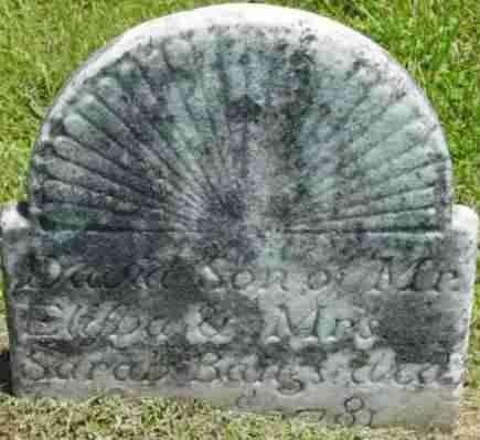 BANGS, DAVID - Berkshire County, Massachusetts | DAVID BANGS - Massachusetts Gravestone Photos