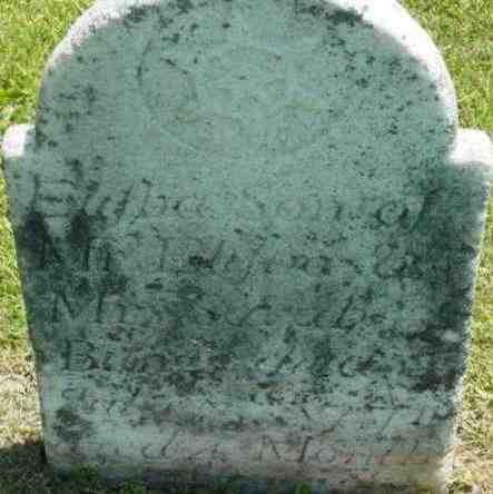 BANGS, ELISHA - Berkshire County, Massachusetts | ELISHA BANGS - Massachusetts Gravestone Photos