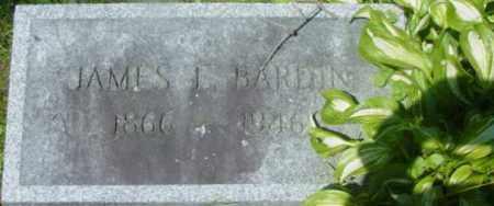 BARDIN, JAMES E - Berkshire County, Massachusetts | JAMES E BARDIN - Massachusetts Gravestone Photos