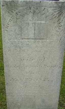 BARDIN, SARAH - Berkshire County, Massachusetts | SARAH BARDIN - Massachusetts Gravestone Photos