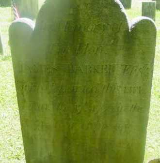 BARKER, JAMES - Berkshire County, Massachusetts   JAMES BARKER - Massachusetts Gravestone Photos