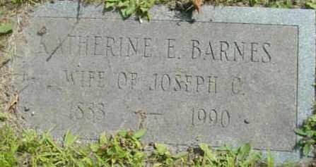 BARNES, KATHERINE E - Berkshire County, Massachusetts | KATHERINE E BARNES - Massachusetts Gravestone Photos