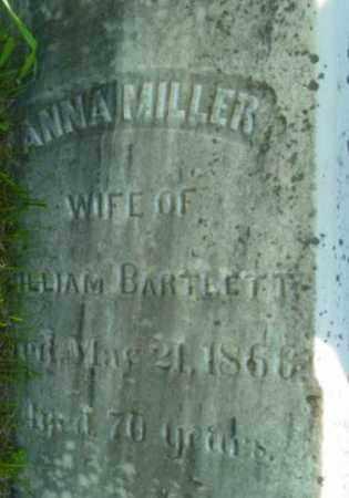 MILLER, ANNA - Berkshire County, Massachusetts   ANNA MILLER - Massachusetts Gravestone Photos