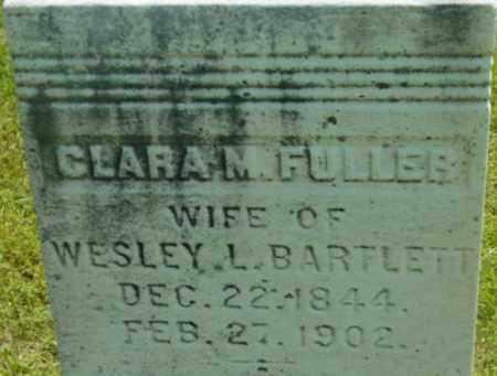FULLER, CLARA M - Berkshire County, Massachusetts | CLARA M FULLER - Massachusetts Gravestone Photos