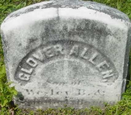 BARTON, GLOVER ALLEN - Berkshire County, Massachusetts | GLOVER ALLEN BARTON - Massachusetts Gravestone Photos