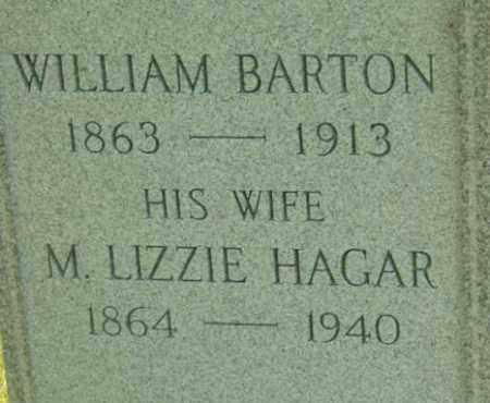BARTON, WILLIAM - Berkshire County, Massachusetts | WILLIAM BARTON - Massachusetts Gravestone Photos