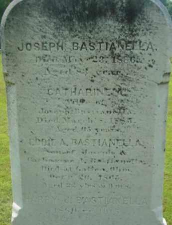 BASTIANELLA, JOSEPH - Berkshire County, Massachusetts | JOSEPH BASTIANELLA - Massachusetts Gravestone Photos