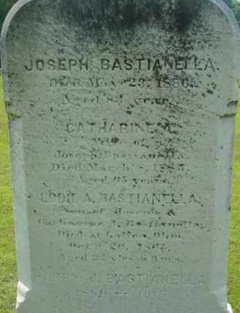 BASTIANELLA, EDDIE A - Berkshire County, Massachusetts | EDDIE A BASTIANELLA - Massachusetts Gravestone Photos
