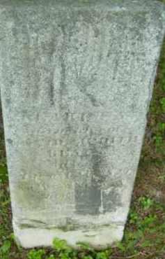 BEALS, CLARISSA - Berkshire County, Massachusetts | CLARISSA BEALS - Massachusetts Gravestone Photos