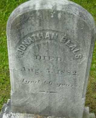 BEALS, JONATHAN - Berkshire County, Massachusetts | JONATHAN BEALS - Massachusetts Gravestone Photos