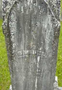BEERS, SAMUEL - Berkshire County, Massachusetts | SAMUEL BEERS - Massachusetts Gravestone Photos