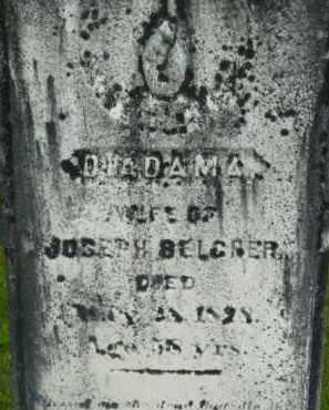 BELCHER, DIADAMA - Berkshire County, Massachusetts   DIADAMA BELCHER - Massachusetts Gravestone Photos