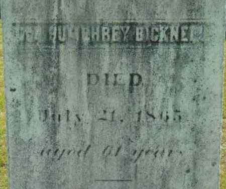 BICKNELL, HUMPHREY - Berkshire County, Massachusetts | HUMPHREY BICKNELL - Massachusetts Gravestone Photos