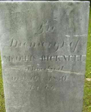 BICKNELL, OTIS - Berkshire County, Massachusetts   OTIS BICKNELL - Massachusetts Gravestone Photos