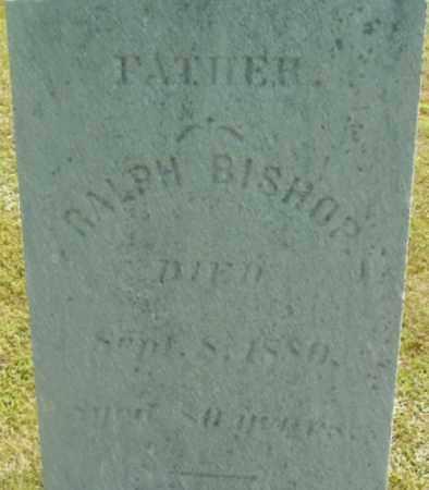BISHOP, RALPH - Berkshire County, Massachusetts   RALPH BISHOP - Massachusetts Gravestone Photos