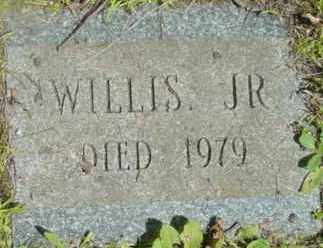 BOOTH, WILLIS JR - Berkshire County, Massachusetts | WILLIS JR BOOTH - Massachusetts Gravestone Photos