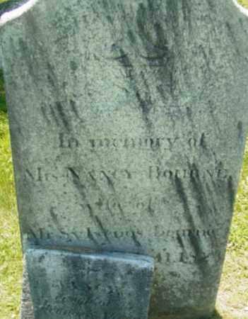 BOURNE, NANCY - Berkshire County, Massachusetts | NANCY BOURNE - Massachusetts Gravestone Photos