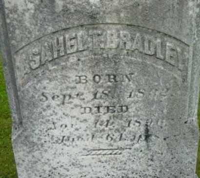 BRADLEY, ASAHEL T - Berkshire County, Massachusetts | ASAHEL T BRADLEY - Massachusetts Gravestone Photos