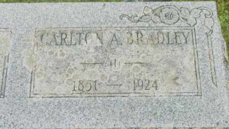 BRADLEY, CARLTON A - Berkshire County, Massachusetts | CARLTON A BRADLEY - Massachusetts Gravestone Photos
