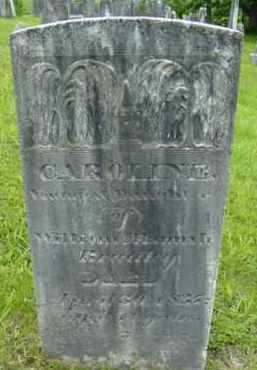 BRADLEY, CAROLINE - Berkshire County, Massachusetts | CAROLINE BRADLEY - Massachusetts Gravestone Photos