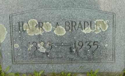 BRADLEY, HARRY A - Berkshire County, Massachusetts   HARRY A BRADLEY - Massachusetts Gravestone Photos