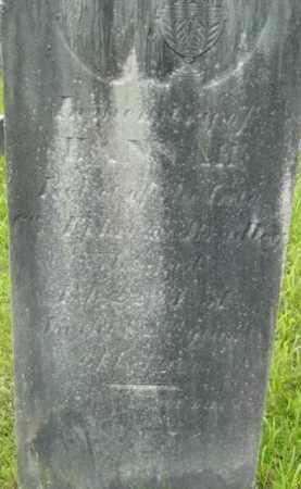 BRADLEY, HANNAH - Berkshire County, Massachusetts | HANNAH BRADLEY - Massachusetts Gravestone Photos