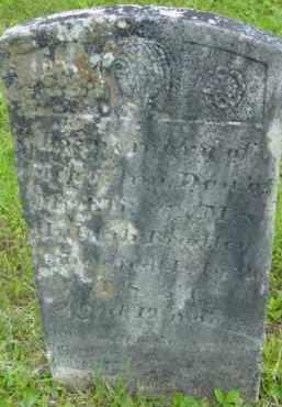 BRADLEY, MARY ANN - Berkshire County, Massachusetts   MARY ANN BRADLEY - Massachusetts Gravestone Photos