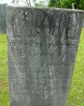 BRADLEY, MARTHA CORNELIA - Berkshire County, Massachusetts | MARTHA CORNELIA BRADLEY - Massachusetts Gravestone Photos