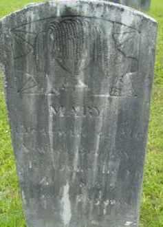 BRADLEY, MARY - Berkshire County, Massachusetts   MARY BRADLEY - Massachusetts Gravestone Photos