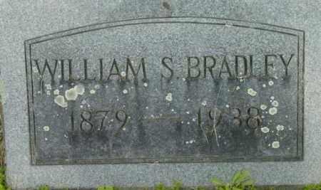 BRADLEY, WILLIAM S - Berkshire County, Massachusetts   WILLIAM S BRADLEY - Massachusetts Gravestone Photos
