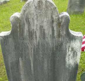 BRADLEY, ZACHARIAH - Berkshire County, Massachusetts   ZACHARIAH BRADLEY - Massachusetts Gravestone Photos