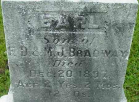 BRADWAY, EARL - Berkshire County, Massachusetts   EARL BRADWAY - Massachusetts Gravestone Photos