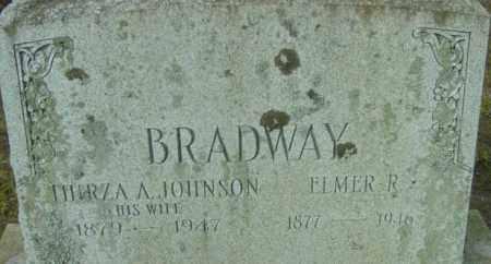 JOHNSON, THIRZA A - Berkshire County, Massachusetts   THIRZA A JOHNSON - Massachusetts Gravestone Photos