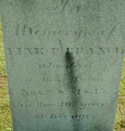 BRANCH, VINE P - Berkshire County, Massachusetts | VINE P BRANCH - Massachusetts Gravestone Photos