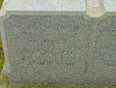 BRIGGS, MARY J - Berkshire County, Massachusetts   MARY J BRIGGS - Massachusetts Gravestone Photos