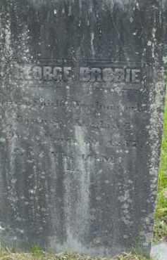 BRODIE, GEORGE - Berkshire County, Massachusetts | GEORGE BRODIE - Massachusetts Gravestone Photos