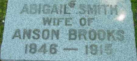 BROOKS, ABIGAIL - Berkshire County, Massachusetts | ABIGAIL BROOKS - Massachusetts Gravestone Photos
