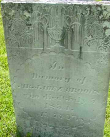 BROOKS, JABEZ - Berkshire County, Massachusetts   JABEZ BROOKS - Massachusetts Gravestone Photos