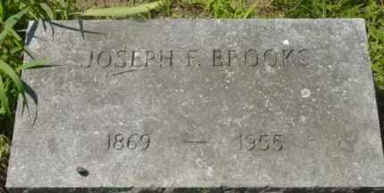 BROOKS, JOSEPH F - Berkshire County, Massachusetts | JOSEPH F BROOKS - Massachusetts Gravestone Photos