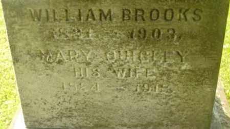 QUIGLEY BROOKS, MARY - Berkshire County, Massachusetts   MARY QUIGLEY BROOKS - Massachusetts Gravestone Photos