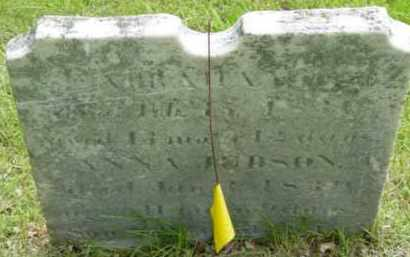 BROWN, ANNA JUDSON - Berkshire County, Massachusetts | ANNA JUDSON BROWN - Massachusetts Gravestone Photos