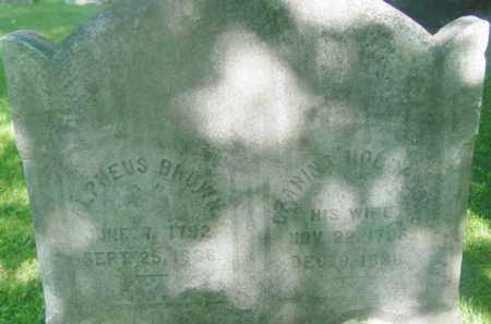 BROWN, CZARINA - Berkshire County, Massachusetts   CZARINA BROWN - Massachusetts Gravestone Photos