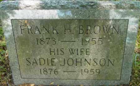 JOHNSON, SADIE - Berkshire County, Massachusetts | SADIE JOHNSON - Massachusetts Gravestone Photos